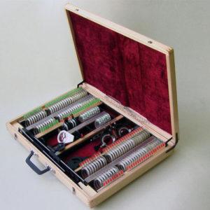 Набор пробных очковых линз и изделий офтальмологических средний НПОЛс-139-«Орион М»