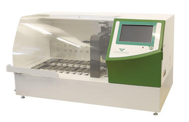 Автомат для окраски мазков АОМ-1