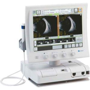 В-сканер с ультразвуковой биомикроскопией (UBM) UD-8000